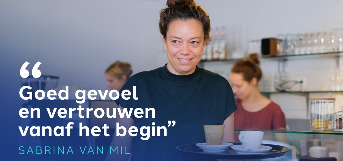 Sabrina van Mil