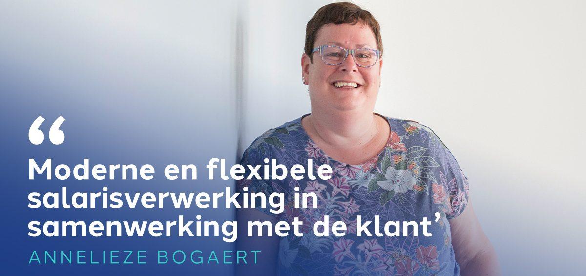 Annelieze Bogaert salarispakket