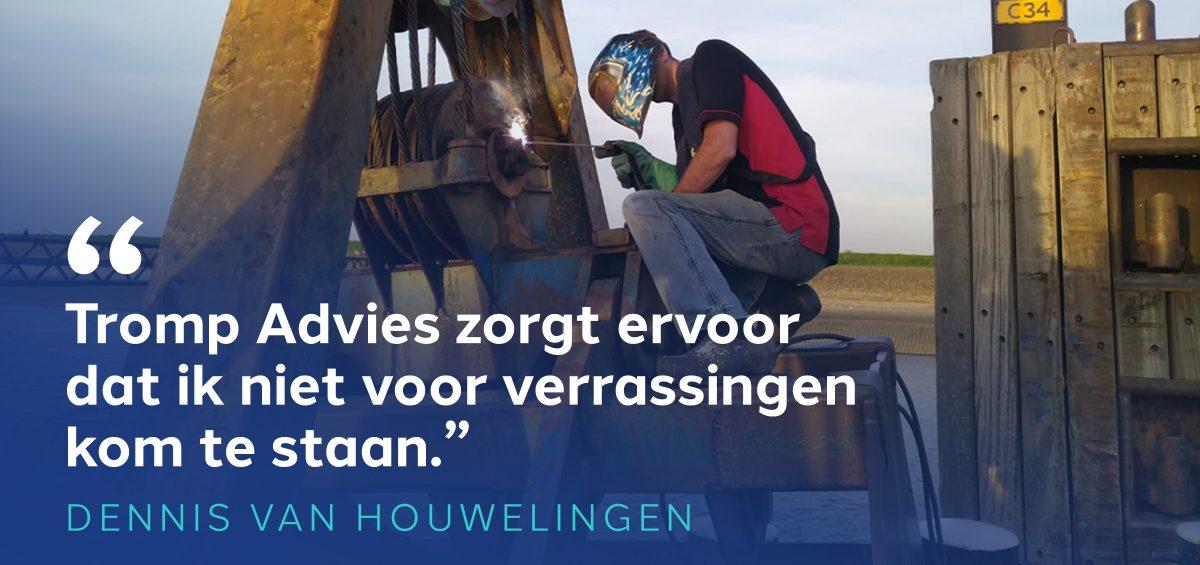 Dennis van Houwelingen - ZZP'er